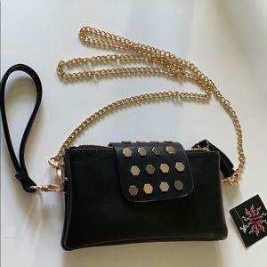 🌺Mini Olivia Miller Handbag Chain Clutch Wristlet